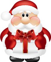 Cute_Santa_Claus_with_Gift_PNG_Clipart.jpg